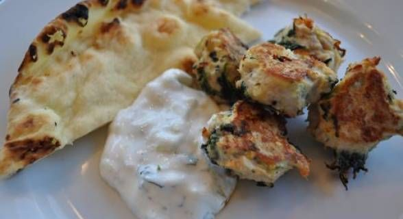 greek turkey meatballs - will definitely make again. easy meal that ...