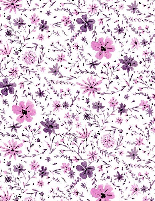Violets by Vikki Chu