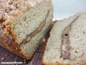 Cinnamon Streusel Banana Bread | Recipes Tried and Reviewed | Pintere ...