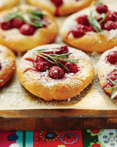 ... Rosemary and Cherry Focaccia. Trade the flour for coconut or almond