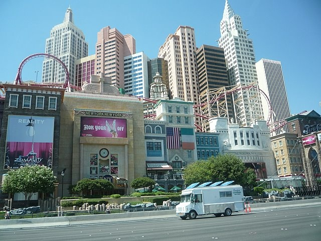 las vegas hotels new years eve