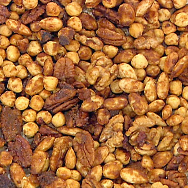 "Spiced Nuts | Snacks - Good & ""Bad"" 