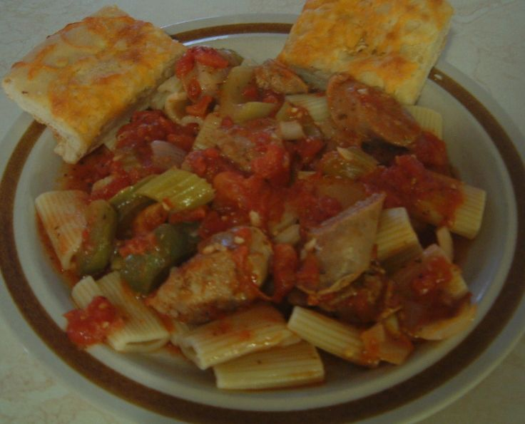Spicy Penne Pasta With Sausage Recipe Like East Side Mario's