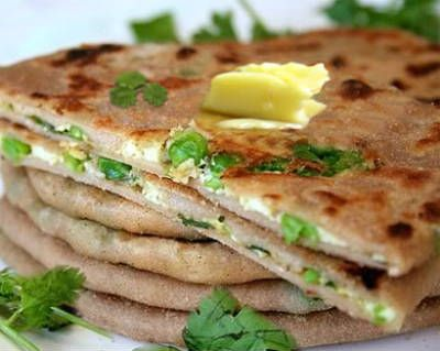 Paneer Paratha Delicious Parathas stuffed with a Paneer filling