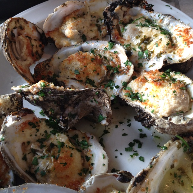 Wood grilled oysters | Yummy!!! | Pinterest