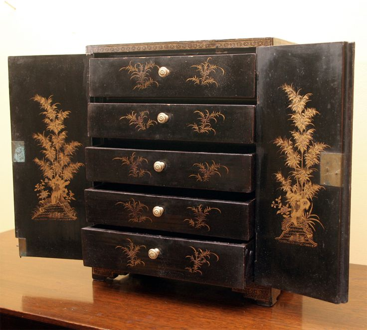 antique chinese cabinet wonderful for jewelry case l 39 crin