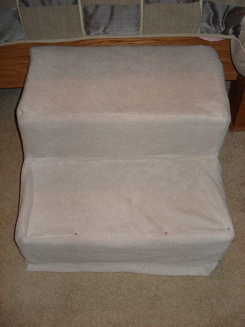 Diy pet steps crafty ideas pinterest - Polystyrene insulation step by step ...