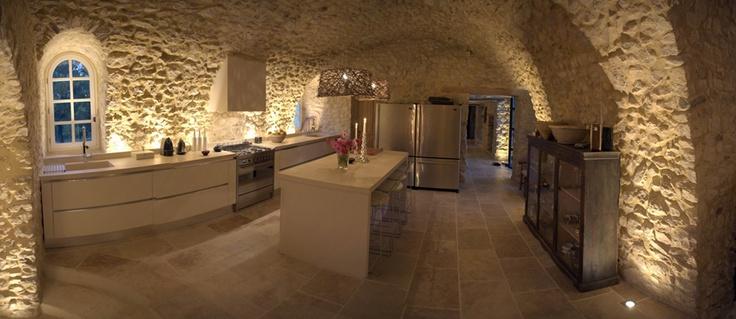 Kitchen grotto...