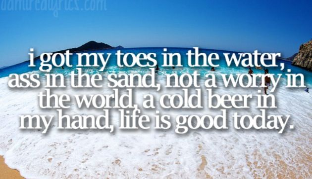 Zac Brown Band - Toes Lyrics MetroLyrics