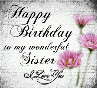 best 25+ happy birthday sister ideas on pinterest | sister