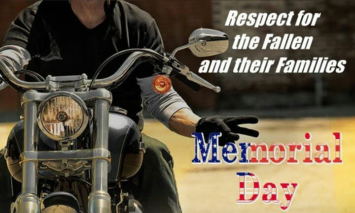 memorial day motorcycle ride monroe ga