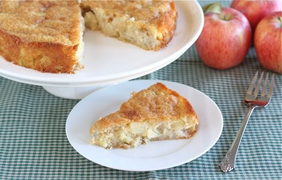 Marie Helene's Apple Cake | Recipe
