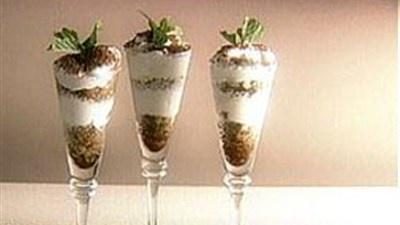 Espresso Granita with Whipped Cream Recipe : Giada De Laurentiis ...