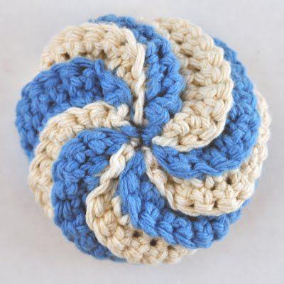 CROCHET DISH SCRUBBIES   How to Crochet