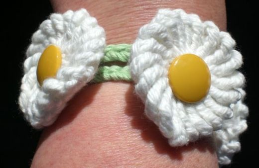 Crochet Tutorial Yo-Yo Puff : ideas for yo-yo puffs crochet Pinterest