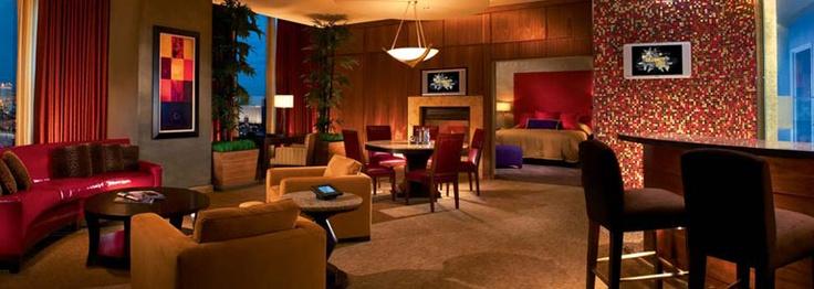 Palms Celebrity Suite