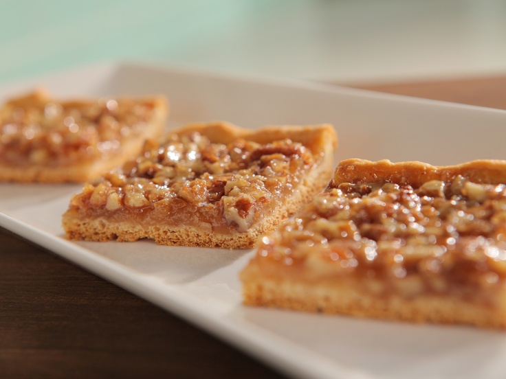 Quick Crescent Pecan Pie Bars from CookingChannelTV.com