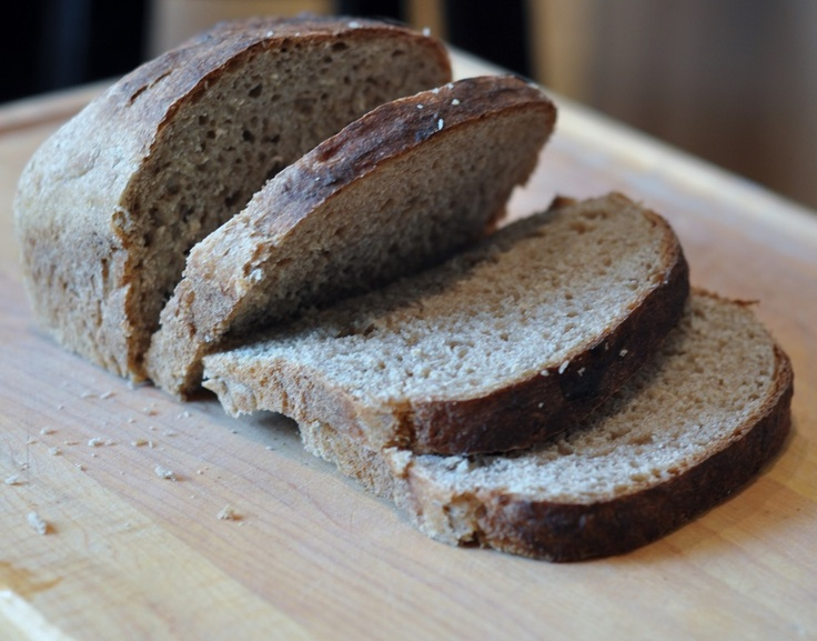 whole wheat bread recipe without machine