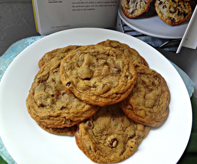 Alice's Chocolate Chip Cookies | Desserts-Cookies | Pinterest