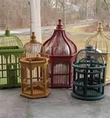 Decorative Bird Cages Home Decor