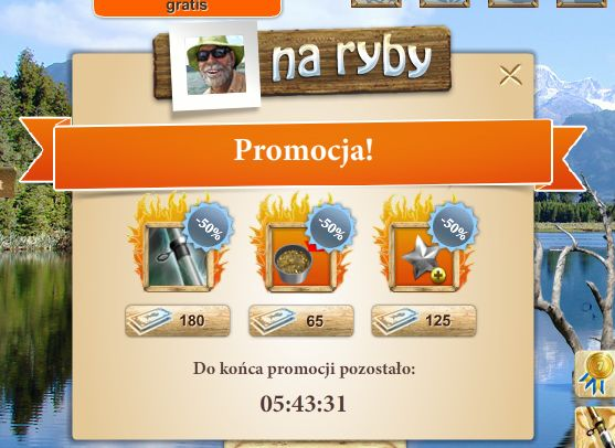 Promocja – 5.10.2013 http://wp.me/p3BcPi-d7 #naryby #letsfish