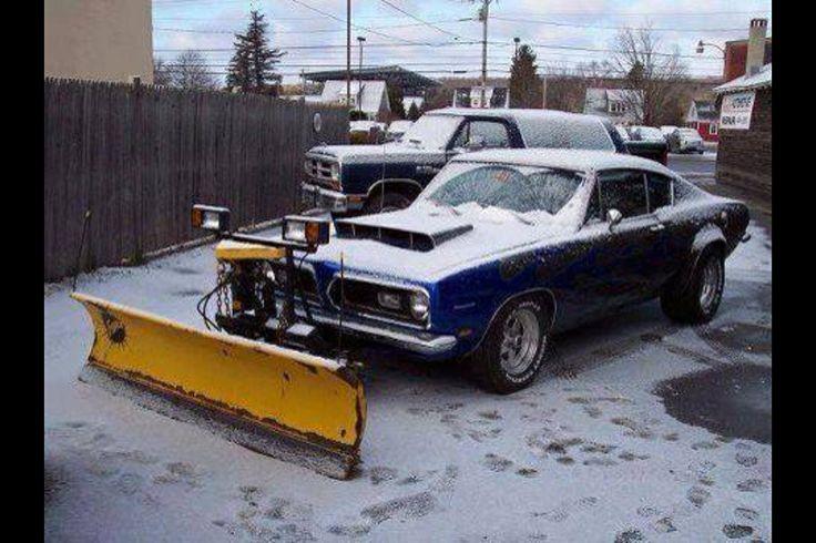 Dodge Snow Plow Made Me Laugh Pinterest