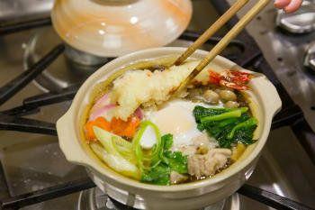 Nabeyaki Udon 鍋焼きうどん | Easy Japanese Recipes at ...