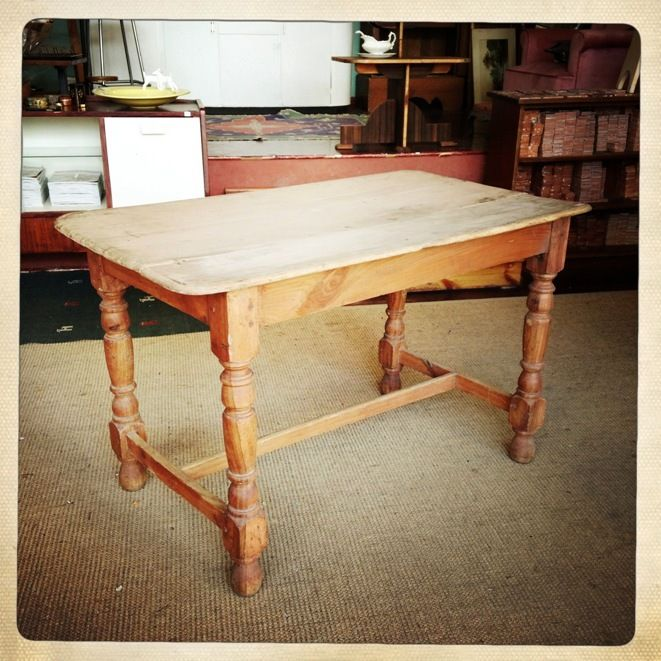 4 Seater Wooden Dining Table Furniture Pinterest