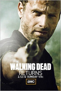 Walking Dead is back in less than a month...can't wait...