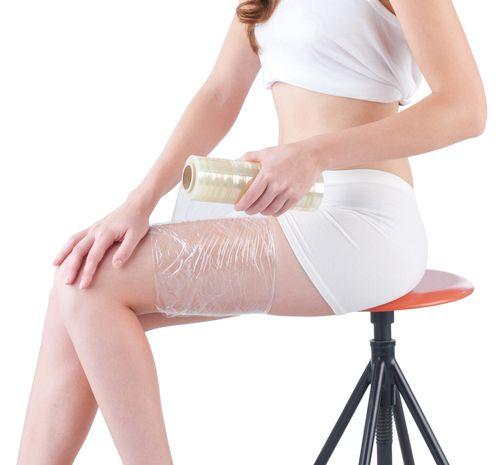 Обертывания от целлюлита при варикозе в домашних условиях