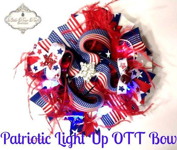 4th of july ott bow