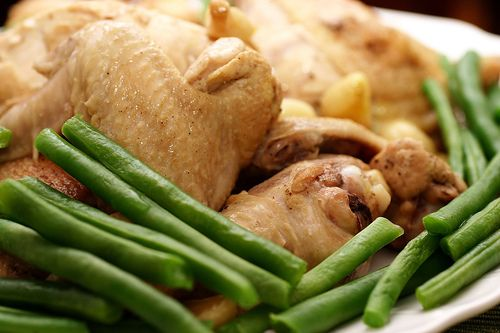 Chicken with 40 Cloves of Garlic - this is a DELICIOUS recipe and the ...