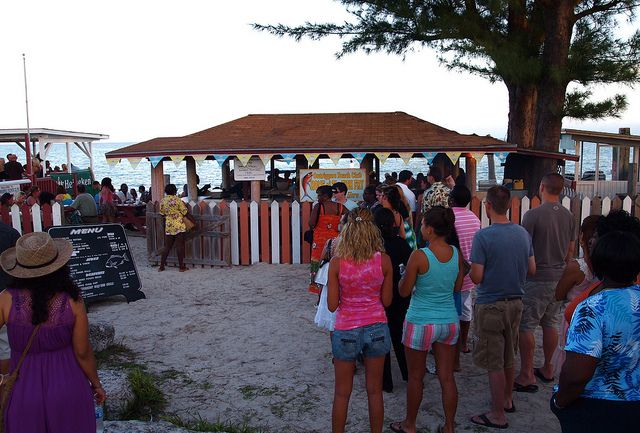 Pin by uncommon caribbean on caribbean parties pinterest for Fish fry bahamas