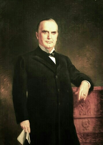 President McKinley | USA PRESIDENTS | Pinterest