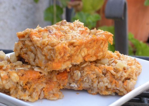 Sweet Potato Bars! | The Sweet Life | Pinterest