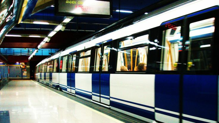 Metro Madrid | RentTheSun