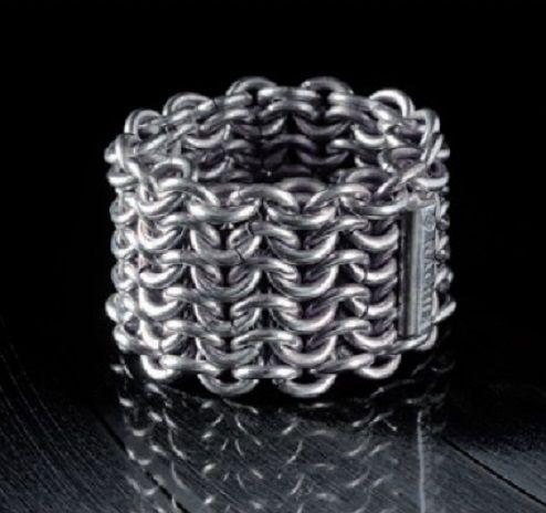 Rachik Soussi - ring
