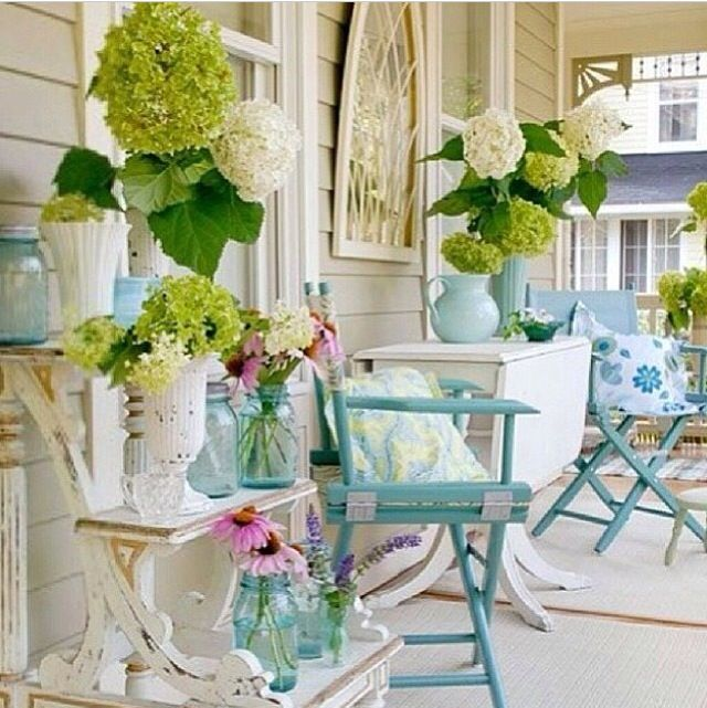 Backyard decorating ideas for baby shower