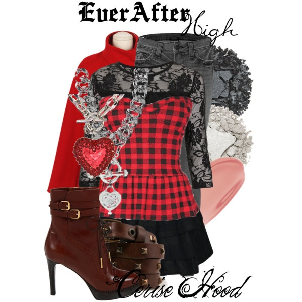 """Ever After High : Cerise Hood"" by missm26 on Polyvore"