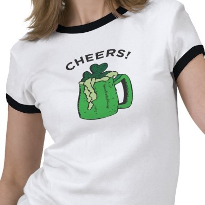 Cheers! to Green Beer St. Patrick's Day Shirt