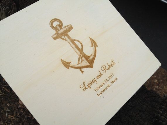 Welcome Gift Box, Nautical Wedding, Out of Town Guest, Welcome Inform ...: pinterest.com/pin/306315212129039515