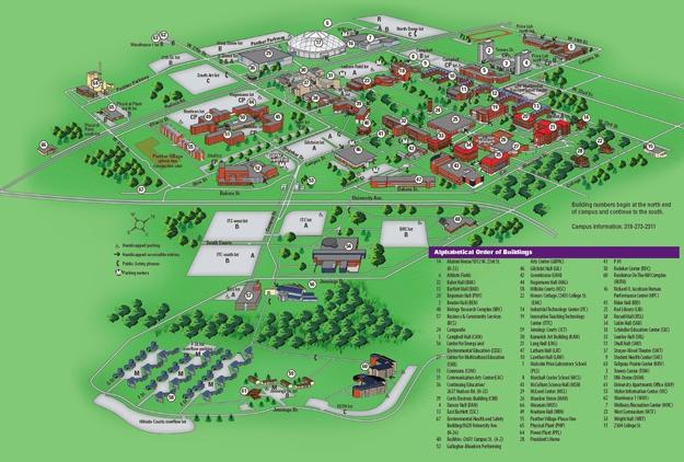 Campus  University Of Northern Iowa  Pinterest