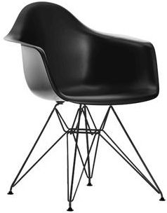 News: It's now possible to have the popular Eames Plastic Chair with a powder coated frame. Perfect for outdoor use!