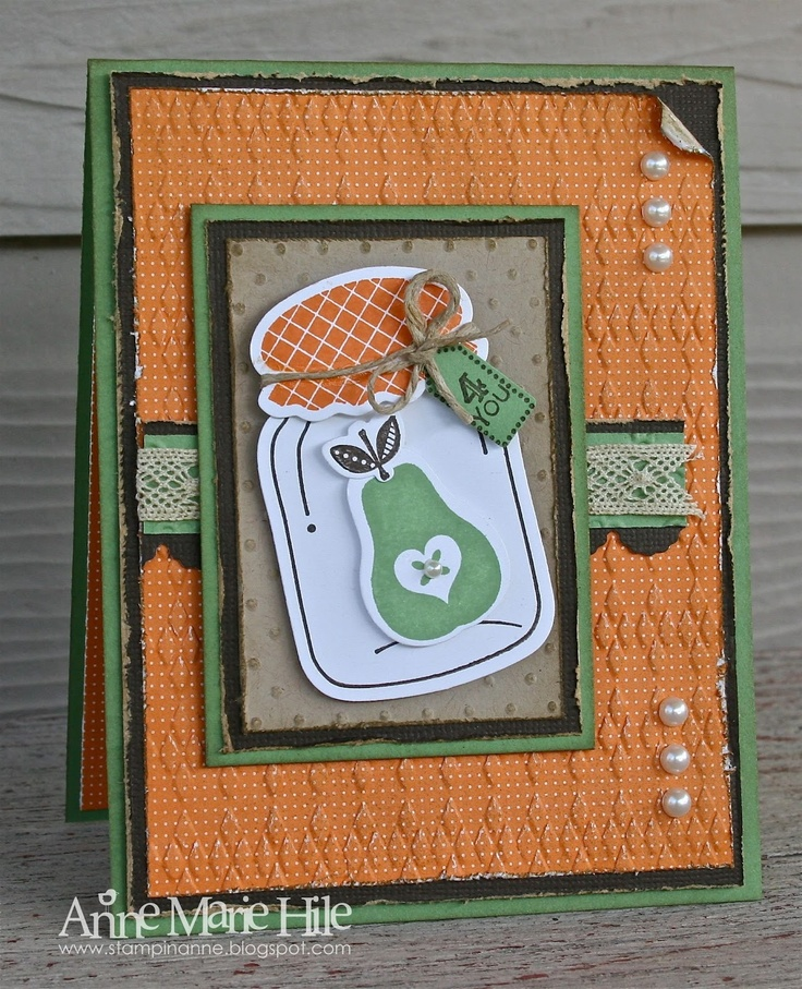 Stampin' Anne