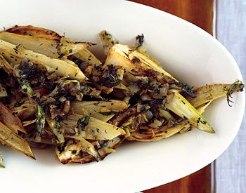 Braised Fennel with Lemon Recipe at Epicurious.com