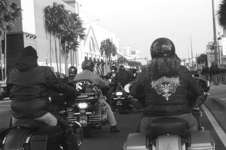 Bike Week 2011 by Timothy Agee