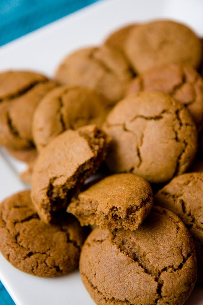 Gingersnap Cookies – Making Them Is a Snap | Recipe