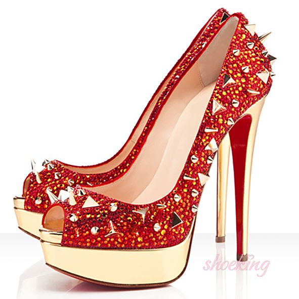 High Heel Shoes 20121316 - $167.00 : Cheap High Heel Shoes Outlet