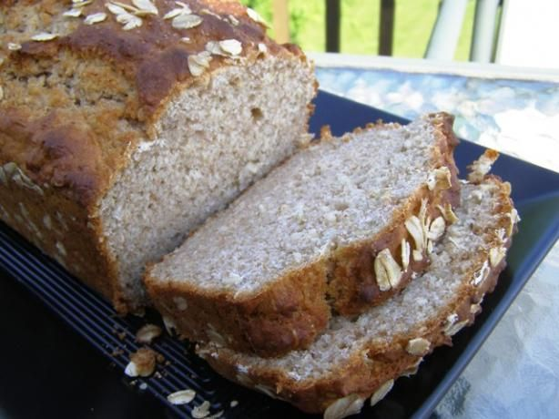 Honey Oat Quick Bread Recipe - Food.com - 293913