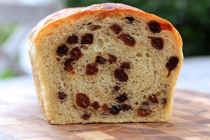 Sourdough Cinnamon Raisin Bread   Sourdough ~ Bread ...